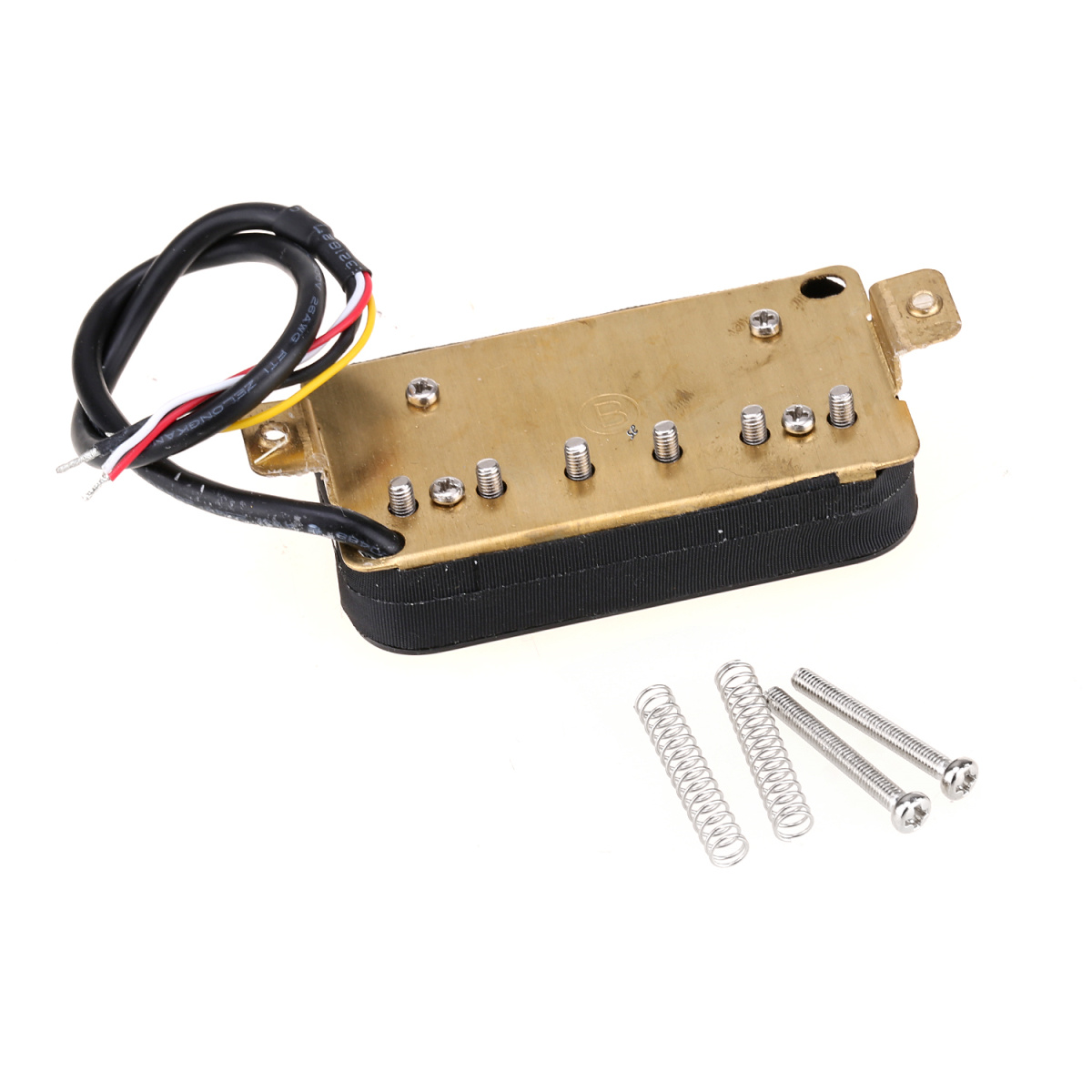 Wilkinson Humbucker Pickups Electric Guitar Classic Tone Ceramic Overwound Open